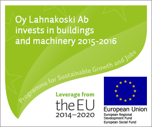 Lahnakoski - EU - Programme for Sustainable Growth and Jobs